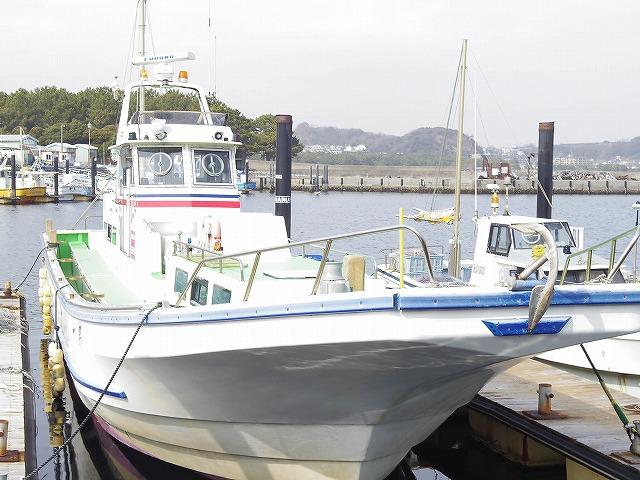 仁丸:神奈川県・金沢漁港