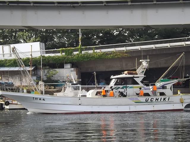 打木屋釣船店:神奈川県・横浜新山下港