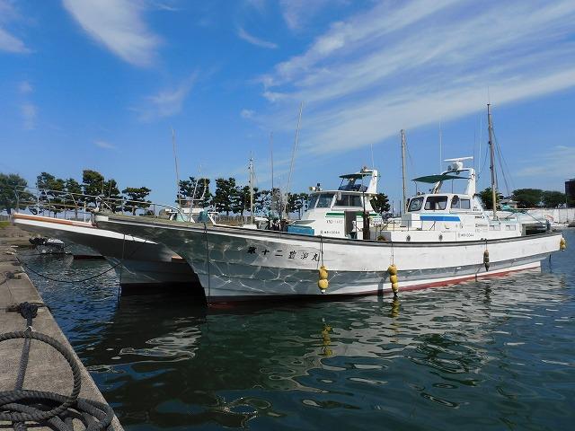 豊漁丸(神奈川県)公式釣り船予...